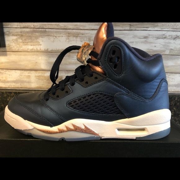 991d394e4b8f Nike AIR JORDAN 5 RETRO BG (GS)